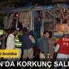 Pakistan'da halk otobüsünde bomba patladı: 11 ölü, 23 yaralı