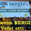 Nergiz Tarım Yönetim Kurulu Başkanı Ali NERGİZ'in Annesi Vefat etmiştir.
