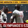 Beşiktaş, UEFA Avrupa Ligi'nde çeyrek finalde!