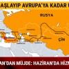 Bakan Arslan: Bakü-Tiflis-Kars Demiryolu Haziran sonu hizmete girecek