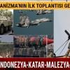 Türkiye-Endonezya-Katar-Malezya-Pakistan Beşli Mekanizması'nın ilk toplantısı gerçekleştirildi