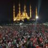 On binlerce Adanalı 15 Temmuz Demokrasi nöbeti tuttu