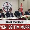 Milli Eğitim Bakanı İsmet Yılmaz 2017-2018 dönemi için yeni müfredatı açıkladı