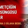 Mehmetçiğin yeni süngüsü ALKAR göreve hazır