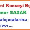 Ömer Güner SAZAK Adana Kent Konseyi Başkanı olarak başarılı çalışmalar yapmakta.