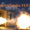 Geleceğin teknolojisi TUFAN'ı TRT Haber görüntüledi