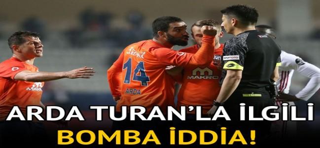 Serdar Ali Çelikler: Arda Turan, Başakşehir'de oynamak istemiyor! Aklı, gönlü Galatasaray'da