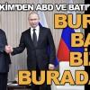 Putin ve Kim'den ABD ve Batı'ya mesaj: Buraya bakın, biz de buradayız