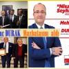 M. Sertaç DURAK  Adana Büyükşehir Belediyesi ve Seyhan Belediye Meclis Üyeliği mazbatasını aldı.