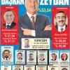 Adana Büyükşehir Belediye Başkanı  Zeydan Karalar Oldu