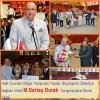 Halk Oyunları Bölge Yarışması Yapıldı. Büyükşehir Belediye Başkan Vekili M.Sertaç Durak  Yarışmacılara Moral Verdi.