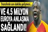 Diagne 4,5 milyon euroya anlaştı
