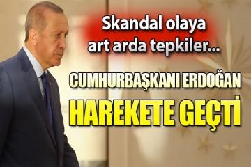 Cumhurbaşkanı Erdoğan'dan Fransız dergiye suç duyurusu!